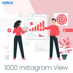 Buy 1000 Instagram View