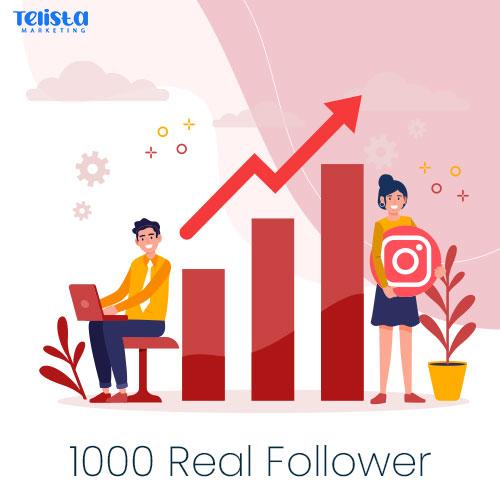 1000-real-follower
