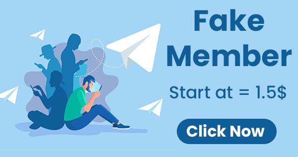 Fake member telegram