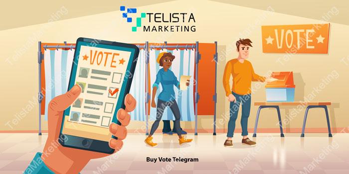 Buy Vote Telegram