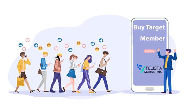 buy target telegram member