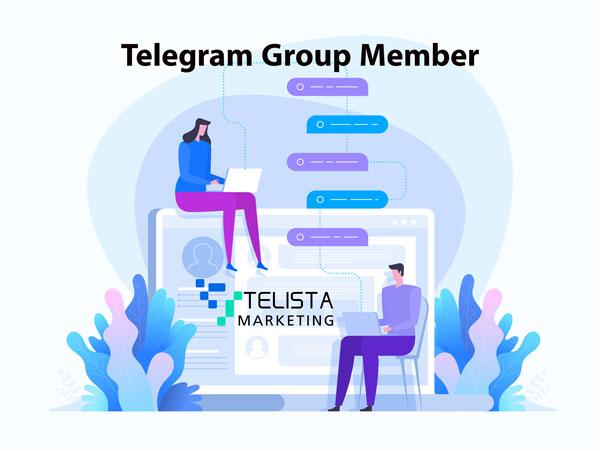telegram group member